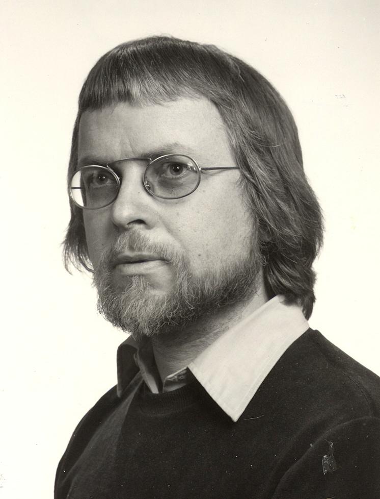 Kåre Kolberg portrett